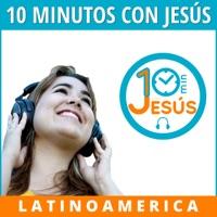 10 min con Jesús - América Latina logo
