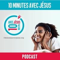 10 minutes avec Jésus logo