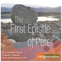 1st Peter - Regeneration Church logo