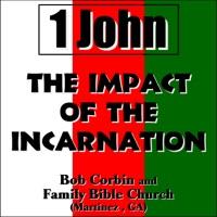 1 John - The Impact of the Incarnation logo