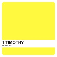 1 Timothy Sermons - Covenant United Reformed Church logo