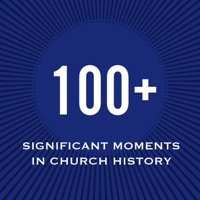 100+ Significant Moments in Church History logo