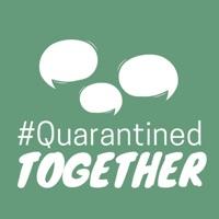 #QuarantinedTogether logo