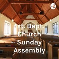 1st. Bapt. Church Sunday Assembly: logo