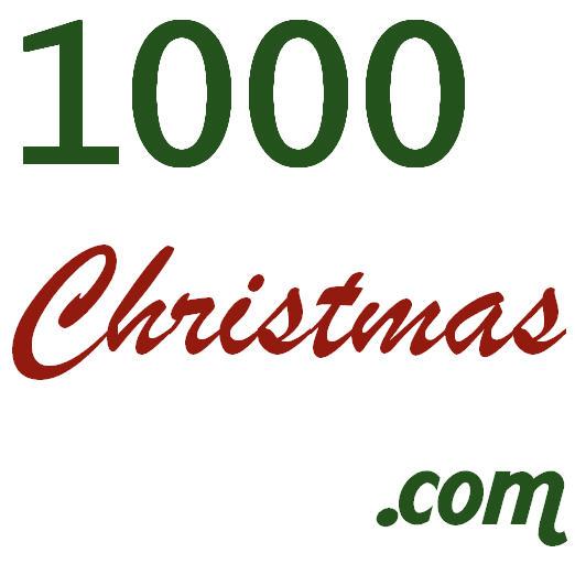 1000 Christmas logo