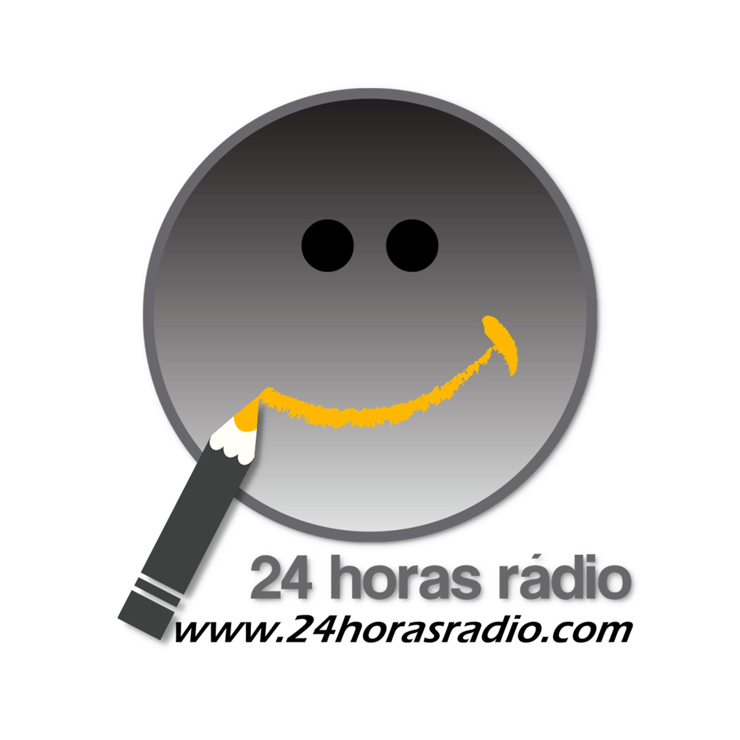 24 Horas Rádio logo