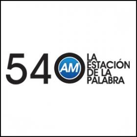 540 AM La Estación de la Palabra logo