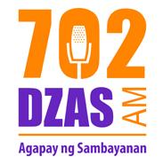 702 DZAS logo