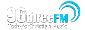 96three FM logo