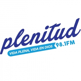 98.1 FM Plenitud Radio logo