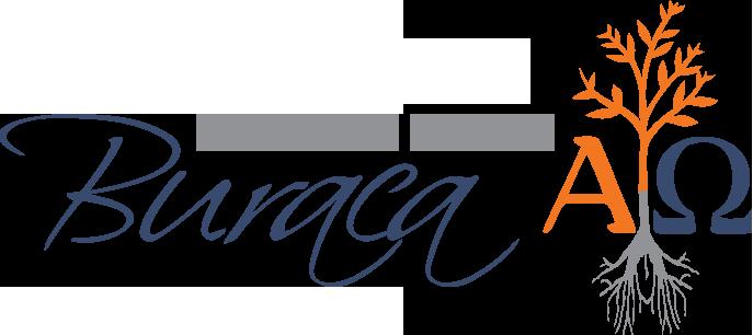 AD Buraca Radio logo
