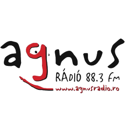 Agnus Rádió logo