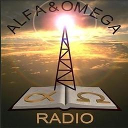 Alfa and Omega Radio logo
