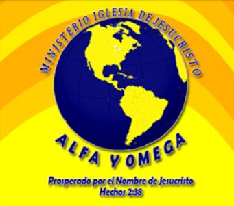 Alfa y Omega logo
