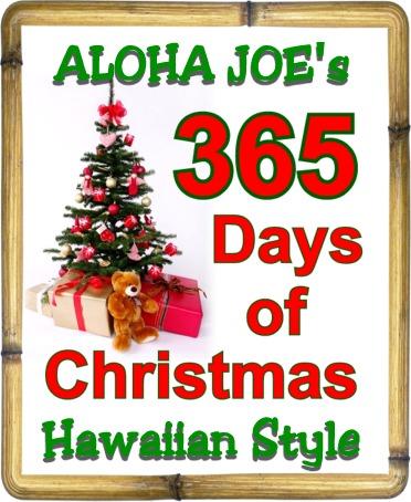 Aloha Joe - Hawaiian Christmas Radio logo