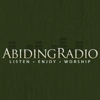 Abiding Radio - Sacred logo