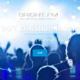 Bright.FM Plus logo