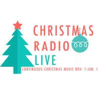 Christmas Radio Live logo