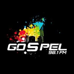 Gospel FM 98.1 FM logo
