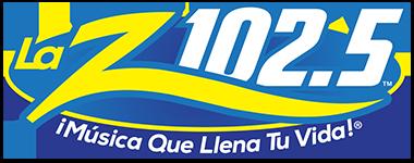 La Z 102.5 logo